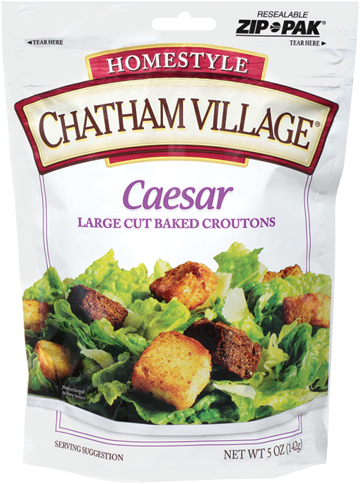 LargeCutCaesar - Chatham Village Large Cut Caesar Croutons