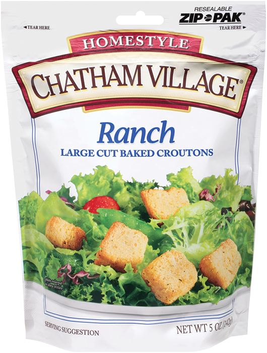 LargeCutRanch - Chatham Village Large Cut Ranch Croutons