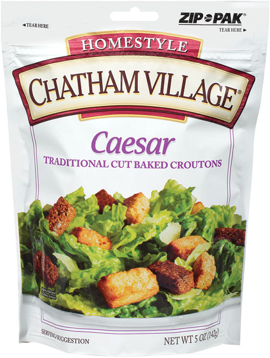TraditionalCaesar - Chatham Village Caesar Style Croutons