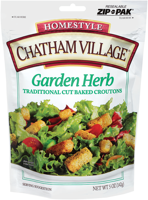 TraditionalGardenHerb - Chatham Village Garden Herb Croutons
